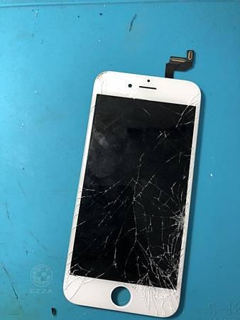 IPHONE 6S面板遭殃