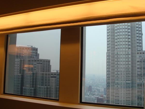 窗外的景色