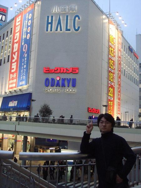 小田急百貨1