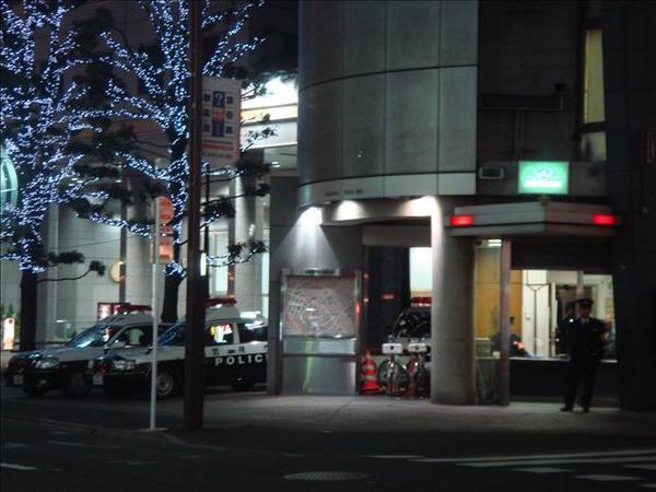 歌舞伎町派出所