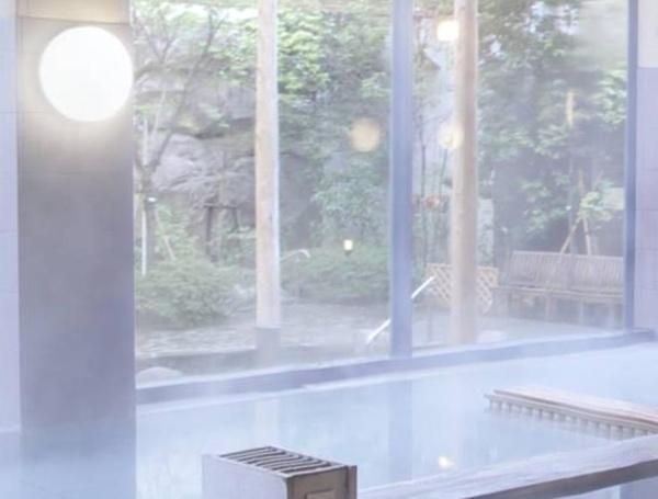 大江戶溫泉物語-露天風呂