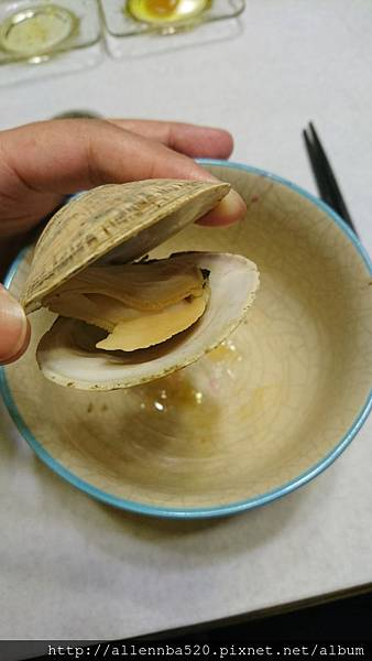 幹嘛餐酒館~西班牙料理x花東食材~很大的蛤蠣028