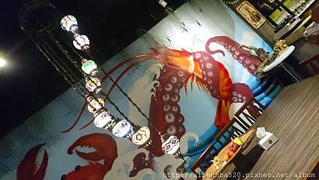 幹嘛餐酒館~西班牙料理x花東食材~室內設計燈014