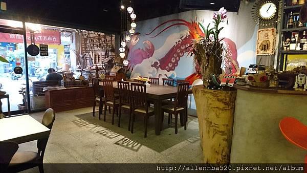 幹嘛餐酒館~西班牙料理x花東食材~大餐桌007