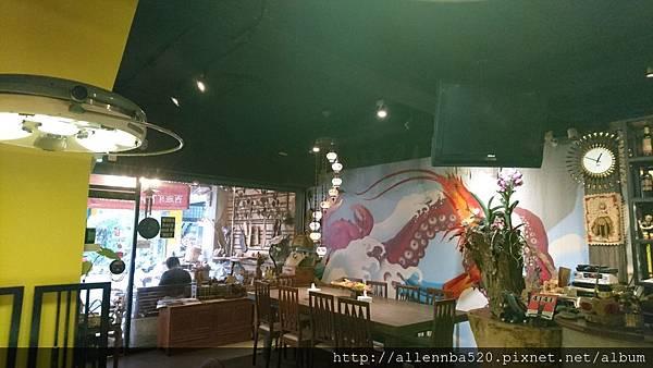 幹嘛餐酒館~西班牙料理x花東食材~大餐桌001