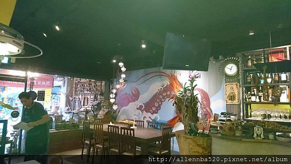 幹嘛餐酒館~西班牙料理x花東食材~大餐桌004