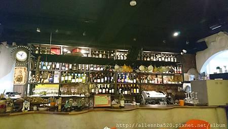 幹嘛餐酒館~西班牙料理x花東食材~櫃台003