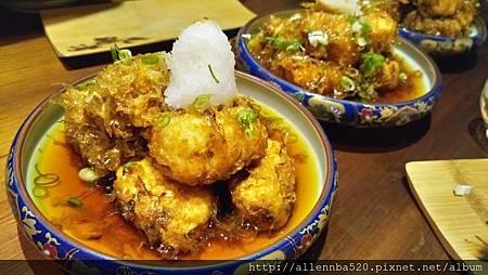 清酒日本料理餐廳@忠孝敦化美食Senn先酒肴-日式揚出豆腐015