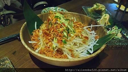 清酒日本料理餐廳@忠孝敦化美食Senn先酒肴-大根沙拉029