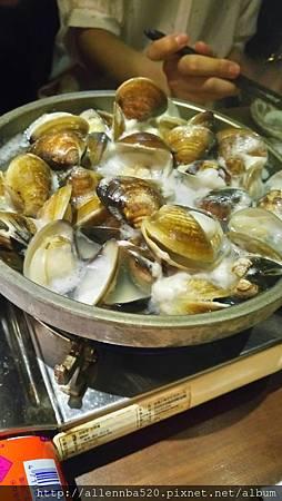 清酒日本料理餐廳@忠孝敦化美食Senn先酒肴-開始滾的清酒蒸蛤蠣028