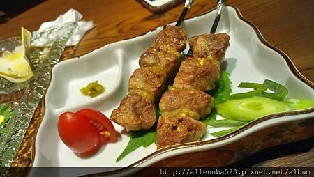 清酒日本料理餐廳@忠孝敦化美食Senn先酒肴-唰嘴鴨肉串043