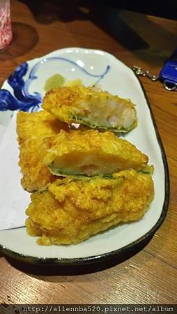 清酒日本料理餐廳@忠孝敦化美食Senn先酒肴-招牌蝦餅046