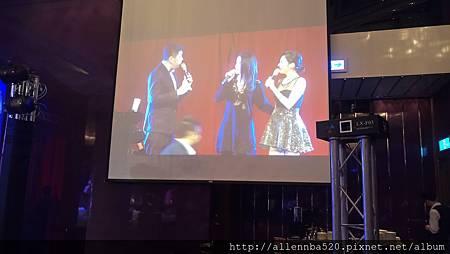 酷亞整合行銷 藝人同台訪問與表演 NONO 李毓芬 Albee(范乙霏)