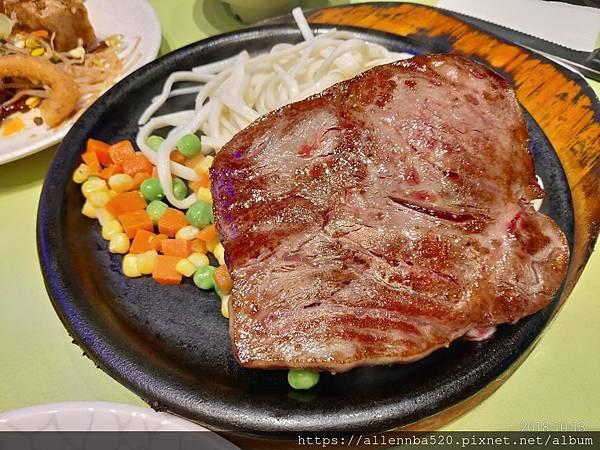 高雄岡山必吃餐廳 | 全家牛排館 CP值報表 | 雪花牛排