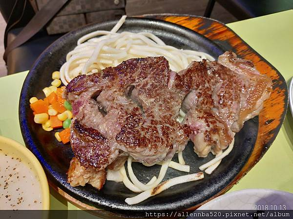 高雄岡山必吃餐廳 | 全家牛排館 CP值報表 | 紐約客牛排