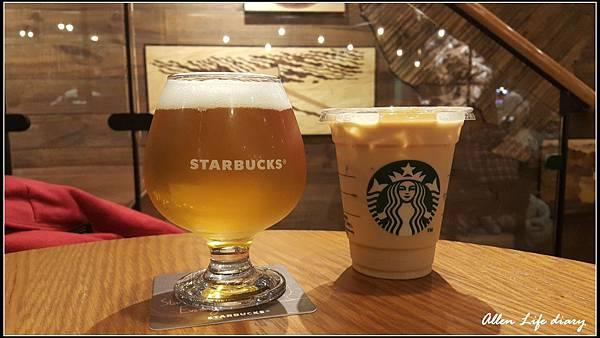 星巴克咖啡酒1