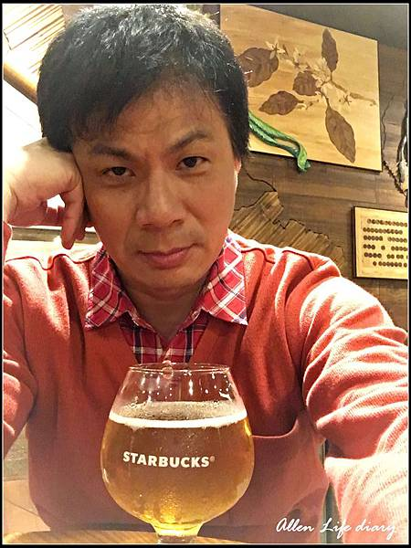 星巴克咖啡酒9