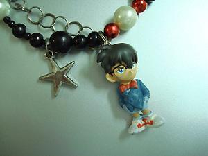 柯南墜飾是Miffy前年送我的生日禮物
