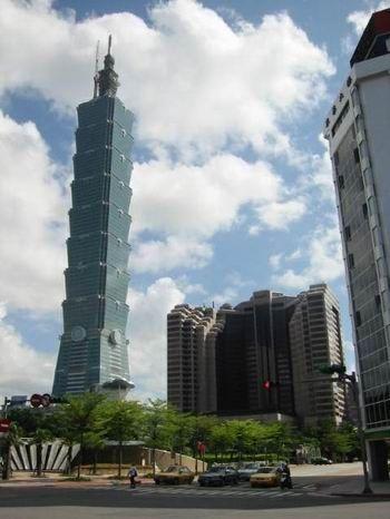 skyscraper-Taipei 101