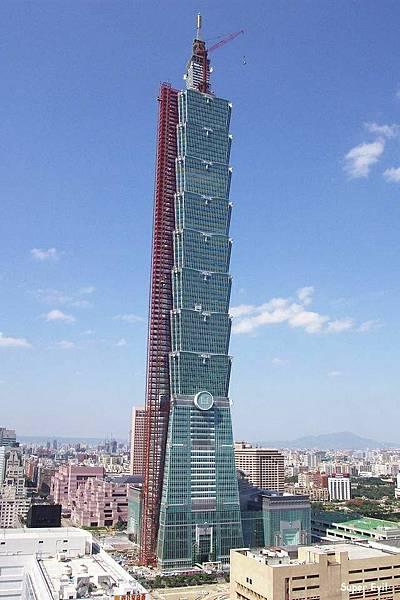 skyscraper-Taipei 101-2