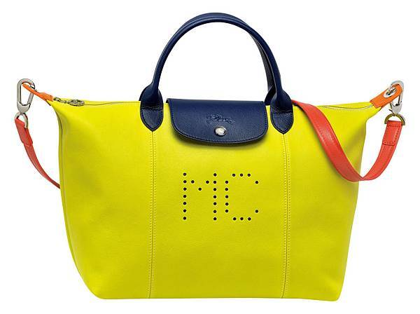 Longchamp Le Pliage Cuir Personalized 小羊皮摺疊包訂製包-1_NTD$21,600 – 28,600