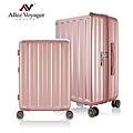 行李箱推薦|ABS+PC貨櫃競技場|硬殼行李箱