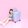 行李箱推薦,行李箱 尺寸,行李箱 材質,行李箱 品牌 推薦,法國 奧莉薇閣,紫外光,莫蘭迪,延禧攻略,Pantone