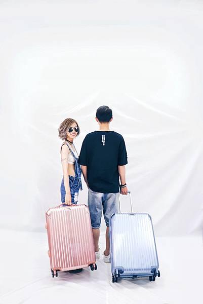 行李箱推薦,行李箱 尺寸,行李箱 材質,行李箱 品牌 推薦,法國 奧莉薇閣,紫外光,莫蘭迪,延禧攻略,Pantone,箱見恨晚