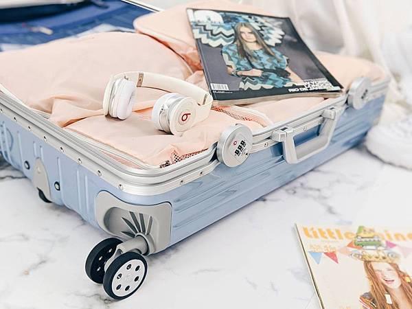 鋁框箱,行李箱推薦,行李箱品牌,奧莉薇閣行李箱3