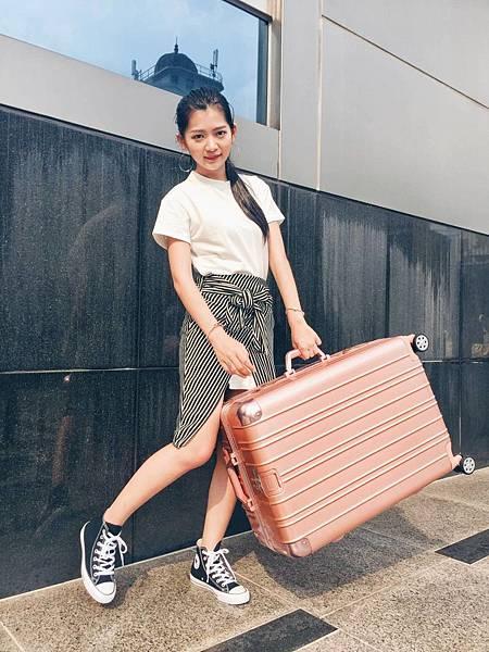 鋁框箱,行李箱推薦,行李箱品牌,奧莉薇閣行李箱1