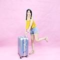 鋁框箱,行李箱推薦,行李箱品牌,奧莉薇閣行李箱12