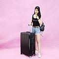 鋁框箱,行李箱推薦,行李箱品牌,奧莉薇閣行李箱10