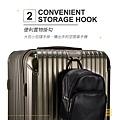 胖胖箱,拉鍊箱,行李箱推薦,行李箱品牌,奧莉薇閣行李箱