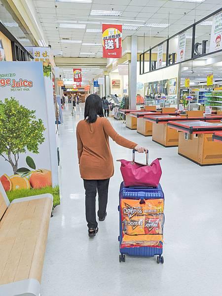 行李箱 手提袋