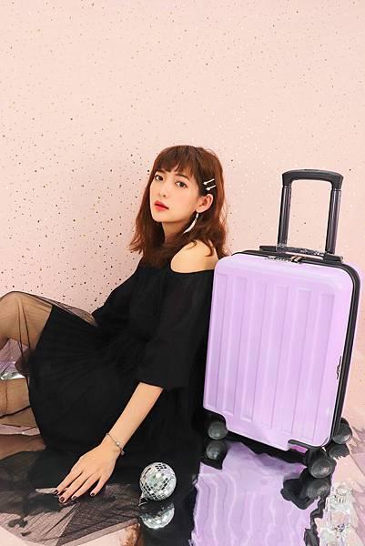 行李箱,行李箱推薦,奧莉薇閣行李箱,廉航專用,登機箱