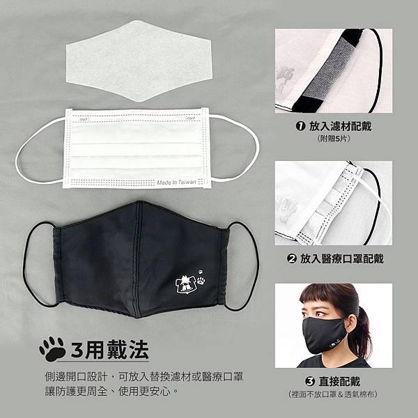 口罩套.布口罩.口罩客製化