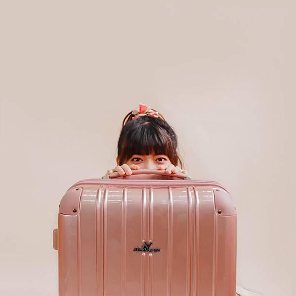行李箱,奧莉薇閣,行李箱推薦,旅行箱,國色天箱,奧莉薇閣行李箱玫瑰金-(4)