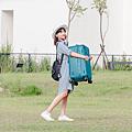 小胖箱推薦|23.5吋專為國內旅遊而生的行李箱孔雀綠 (10)