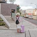 小胖箱推薦|23.5吋專為國內旅遊而生的行李箱紫 (13)