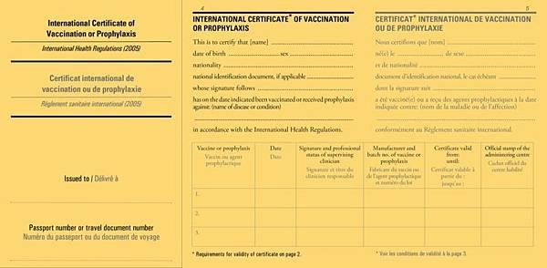疫苗護照,新冠肺炎疫苗,歐盟疫苗護照,疫苗護照是什麼