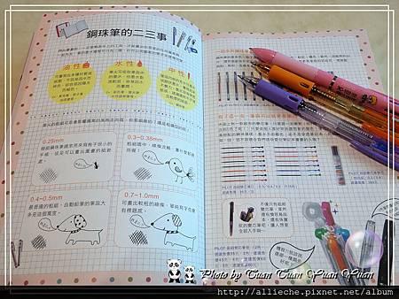 2013繽紛鋼珠筆不敗帖23