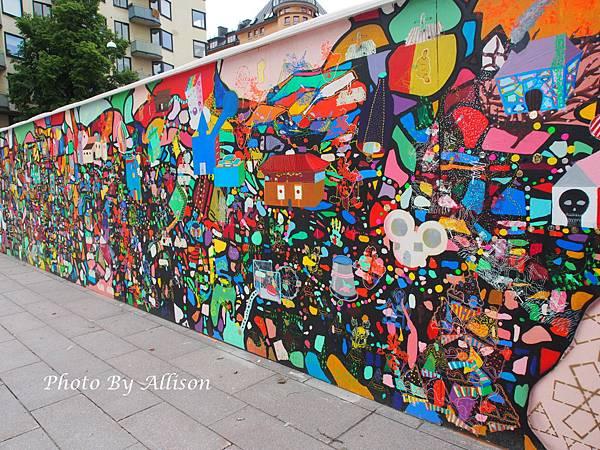 斯德哥爾摩街頭藝術