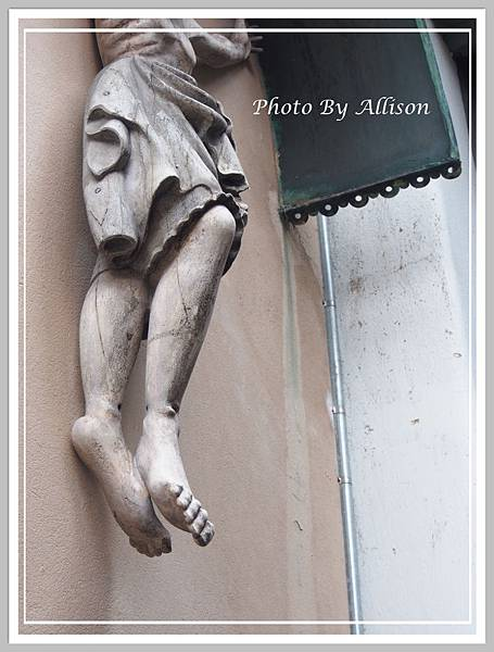 米勒公園精彩雕塑