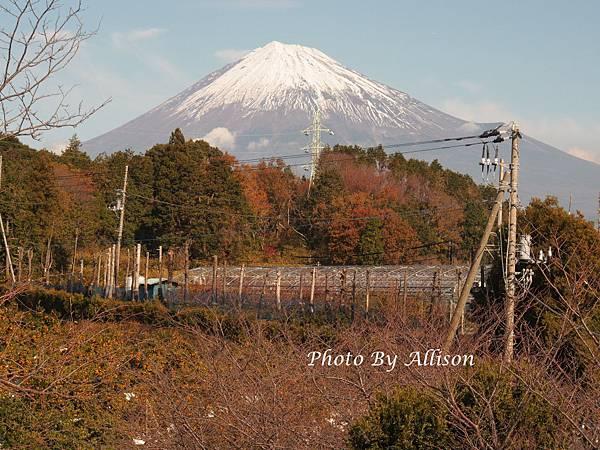 富士山-岩本山拍攝
