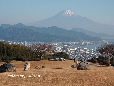 日本平飯店庭園