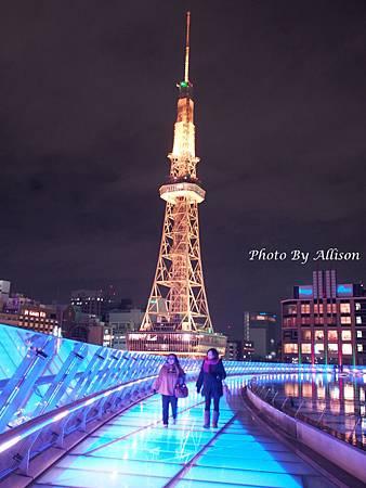 綠洲21世紀宇宙船+名古屋電視塔