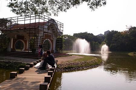 東海大學東海湖