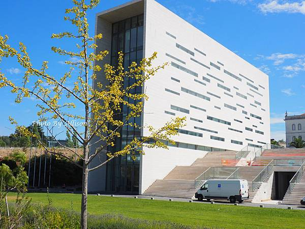 里斯本大學新建築