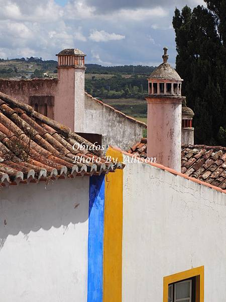 葡萄牙小鎮歐比都斯