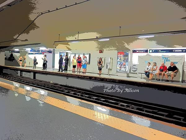 里斯本地鐵